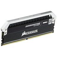 Corsair Dominator Platinum 16GB (2x8GB) DDR4 2666MHz C15 Desktop Memory