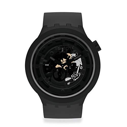 Montre Swatch C-Black Noir