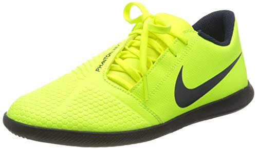 Nike Unisex-Erwachsene Phantom Venom Club Ic Fußballschuhe, Grün (Volt/Obsidian/Volt 717), 41 EU