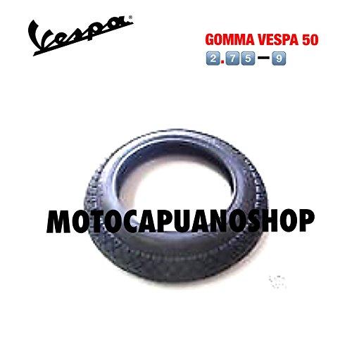 GOMMA PNEUMATICO COPERTONE PER VESPA 50 LAMBRETTA 2.75.9 2759 DaposEPOCA