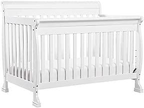 DaVinci Kalani 4-in-1 Convertible Crib in White, Greenguard Gold Certified