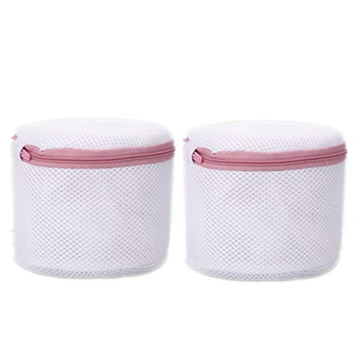 TIANOR 2 Stück BH-Wäschebeutel Wäschenetz für Waschmaschine, Ideal für BHS, Unterwäsche, Socken, Strumpfhosen, Babysachen Wäschesack Laundry Bags Washing Bag