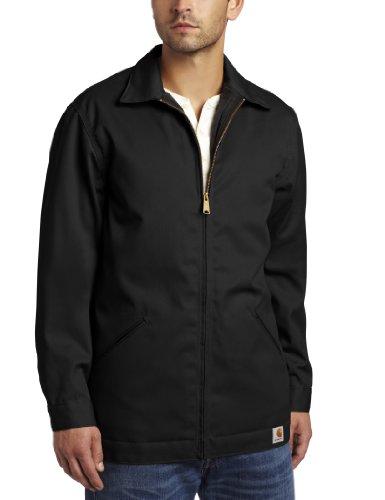 Carhartt J293 Twill Work Jacket, Größe_Bekleidung:M, Farbe:Black
