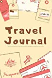 Travel Journal Kids Diary To Record Experiences While Traveling: Prompt Notebook for Activities, Gratitude Logbook with Sketchbook Pages to Draw & Log ... Child Friendly Prompting for Fun Writing Gift