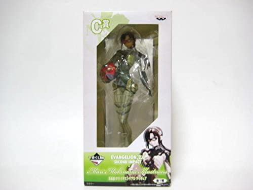 Lottery C Awards Mari Illustrious Makinami figure Evangelion Second Impact Banpresto not for sale most (japan import)