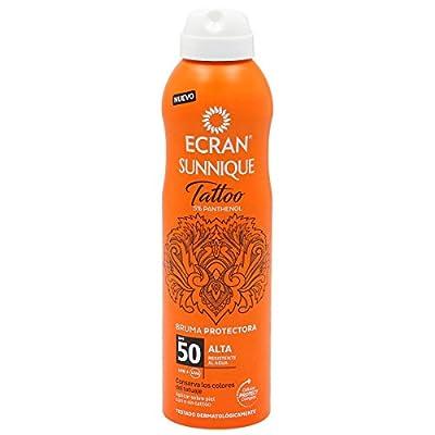 Ecran Filtro solar corporal