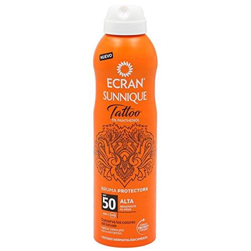Ecran, Filtro solar corporal (F 50) - 250 ml.
