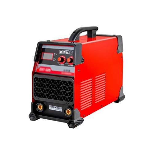 PFSYR Elektro-Schweißgerät, 220 V 380V Intelligent Display Dual-Use for Privatanwender und Industrie, Inverter DC-Elektroschweißgerät, Geeignet for 1,6/2,5/3,2/4,0 mm Elektrode Langen Schweiß