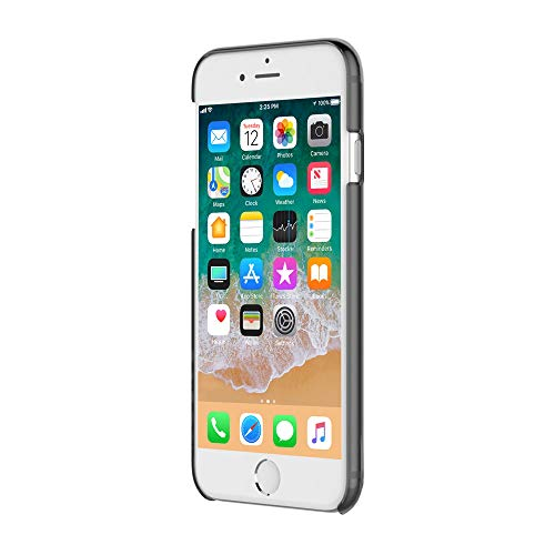 Incipio Feather Pure iPhone 8 Case with Clear Ultra-Thin Snap-On Design for iPhone 8 - Smoke