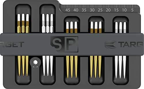 Target Darts Swiss Point Schutzhülle für Dartspitzen - Bietet Platz für 5 Dartspitzen-Sets