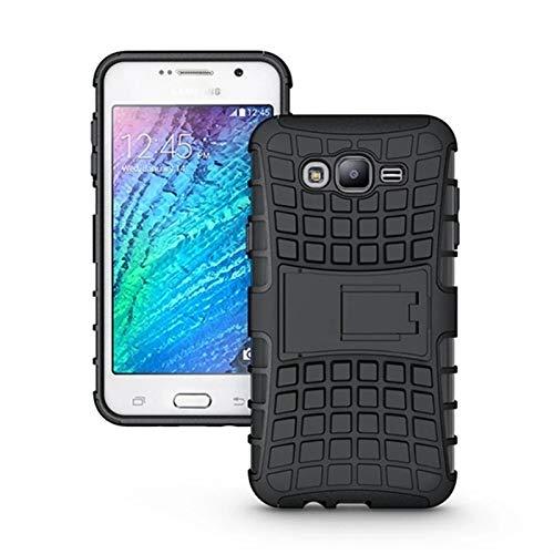 XG CASES XIAOGUA Fundas & Covers para los Casos de Samsung Galaxy S6 S7 Edge J3 J5 J7 2016 A7 Gran Primer Caso J1 A3 A5 Heavy Duty Armadura a Prueba de Golpes Duros Hybird Silicona