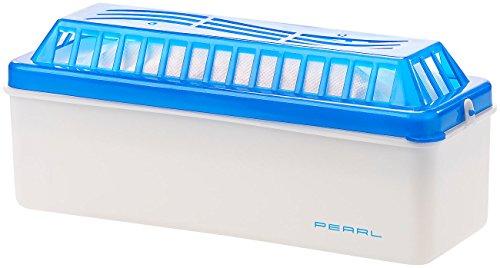 Sichler Haushaltsgeräte Raumluftentfeuchter: Raumentfeuchter mit 500 g Granulat, bis 1.100 ml, für Räume bis 35 m² (Feuchtigkeitskiller)