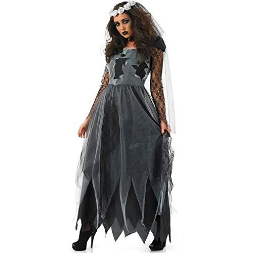Halloween Frauen Kostüme Schwarze Fledermaus Gefallenen Engel Teufel Vampir Hexe Kleid Erwachsene Cosplay Zubehör