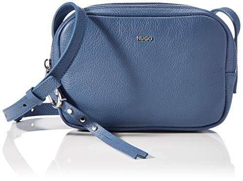 HUGO Damen Kim Crossbody-Bag, Bright Blue439, Normal