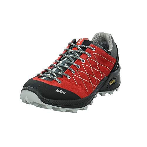 High Colorado ,  Scarpe da Camminata ed Escursionismo Uomo Rosso Rot, Rosso (Rot), 41 EU