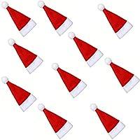 Materiale: tessuto non tessuto, lavabile e riutilizzabile. Dimensioni prodotto: 13 x 6 cm. Decorate la vostra tavola con questi adorabili portaposate a tema natalizio Adatto per la decorazione domestica, decorazioni albero di Natale, decorazioni per ...