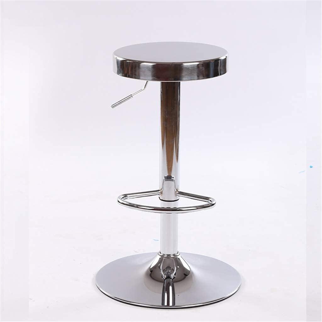 Sale SALE% OFF GCCBQM Simple Atmosphere Stainless Luxury goods Steel Adjustabl Chair Swivel