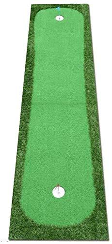 FANLIU Intérieur Putter exerciseur - Golf Greens - Accueil Mini Exercice Couverture Taille: 50 / .75 / 100x300cm (Size : B:0.75x3m)