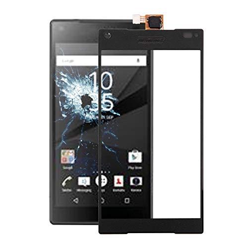 GGAOXINGGAO Pieza de Repuesto de reemplazo de teléfono móvil Panel táctil para para Sony Xperia Z5 Compact / Z5 Mini Accesorios telefónicos