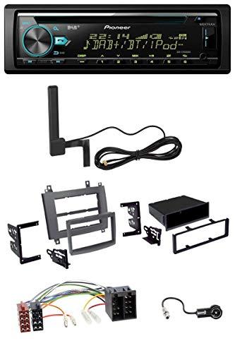 caraudio24 Pioneer DEH-X7800DAB MP3 AUX CD USB DAB Autoradio für Cadillac Cts 2003-2006 SRX 2004-2005