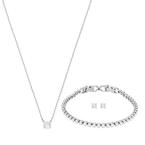 Swarovski Parure di gioielli Donna acciaio_inossidabile - 5408443