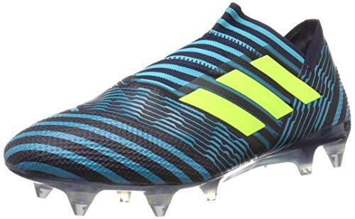 adidas Herren Nemeziz 17+ 360Agility SG Fußballschuhe, Blau (dunkelblau/türkis dunkelblau/türkis), 39 1/3 EU