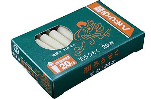 「和ローソク棒型:豆サイズ」小箱