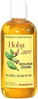 The Jojoba Company Pesticide-Free HobaCare Jojoba 8.44 oz. (250 mL) – Pure Jojoba for Face and Skin – Essential Jojoba