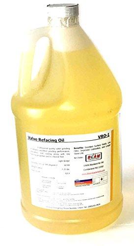 Beam Equipment & Supplies Valve Grinder Oil for All Valve Grinders Including Sioux Kwik Way Sunnen Rottler, Black and Decker, KO Lee, Winona, Van Norman, Hall, Tobin ARP, Serdi, Comec, and Berco