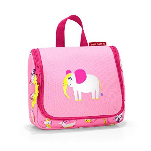 Reisenthel toiletbag S Kids ABC Friends Pink Trousse de Toilette 19 Centimeters 1.5 Rose (ABC Friends Pink)