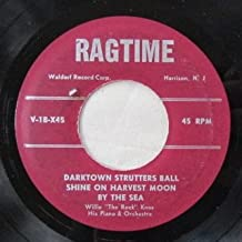 Some of These Day, Maple Leaf Rag, Twelfth Street Rag / Darktown Strutters Ball, Shine on Harvest Moon, By the Sea (Vinyl 45, 7 inch)