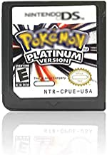 Cenxaki Game Cartridge Card for Nintendo DS 3DS DSI Platinum US Version