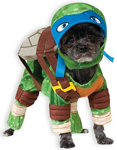 Rubie's Teenage Mutant Ninja Turtles Leonardo Pet Costume, X-Large