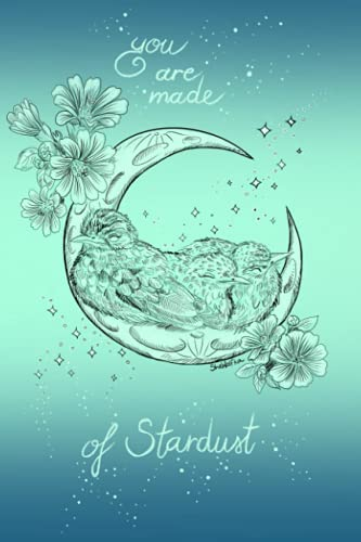 You Are Made of Stardust Journal | Dream Diary | Manifesting Journal