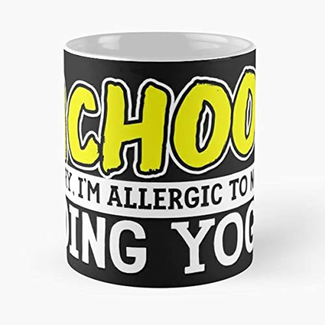 Yoga Shirt Hoodie Pants - 11 Oz Coffee Mugs Ceramic,the Best Gift For Holidays.