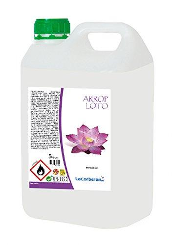 LA CORBERANA Desodorante Textil/Ambientador para Ropa (Loto,