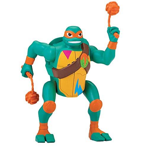 Rise of the Teenage Mutant Ninja Turtles...
