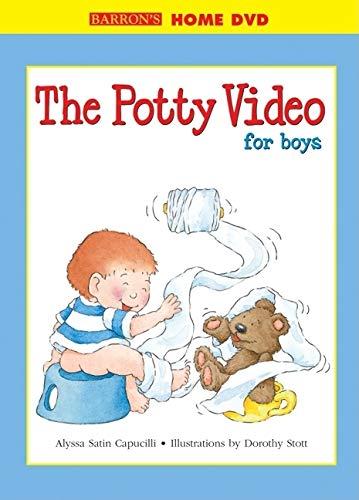 The Potty Movie-Boys [DVD]