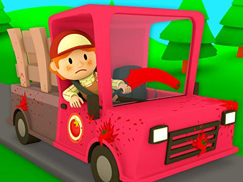 Betty's Tomato Truck