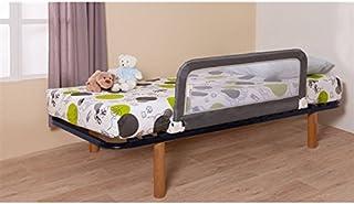 Safety 1st Grade de Cama Ajustável Portable Bed Rail, Branco/Cinza