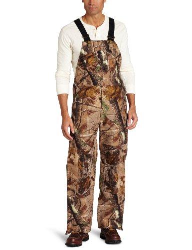 Carhartt Men's Quilt Lined Camo Bib...