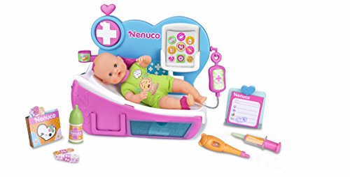 Nenuco - Muñeca Doctora por qué llora  (Famosa 700012388)