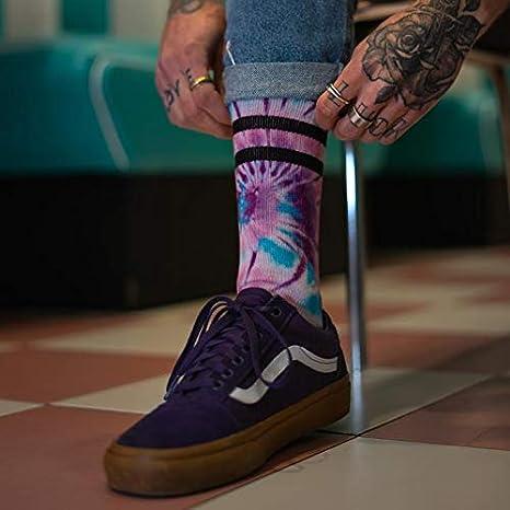American Socks Tie Dye Collection