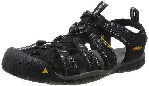 Keen CLEARWATER CNX M-RAVEN /BURNT HENNA, Sandali...