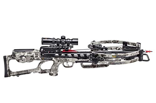 Tenpoint Viper S400 Hunting Crossbow Package with ACUslide and RangeMaster Pro Scope, Veil Alpine
