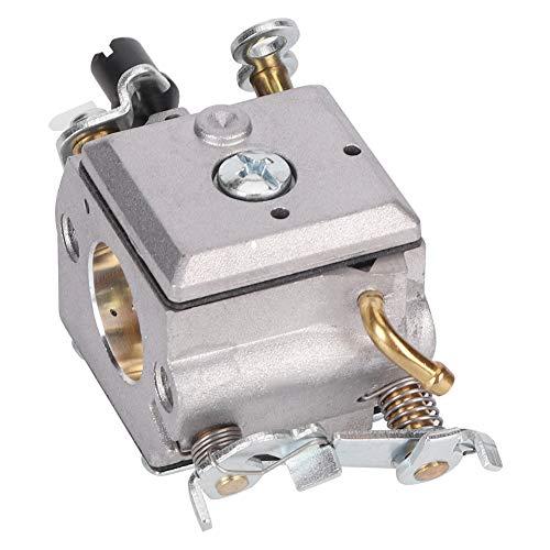 LANTRO JS - Carburador, piezas de repuesto de accesorios de carburador de motosierra de aluminio fundido a presión aptas para 353