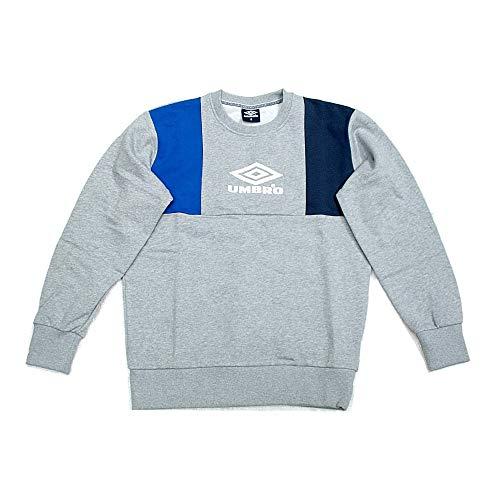 Umbro Crew Sweater Hampden (XL, Grey Marl)