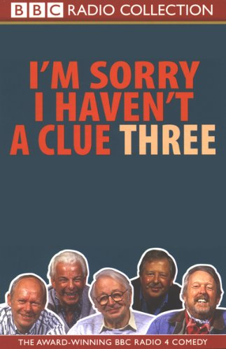 I'm Sorry I Haven't a Clue, Volume 3 cover art