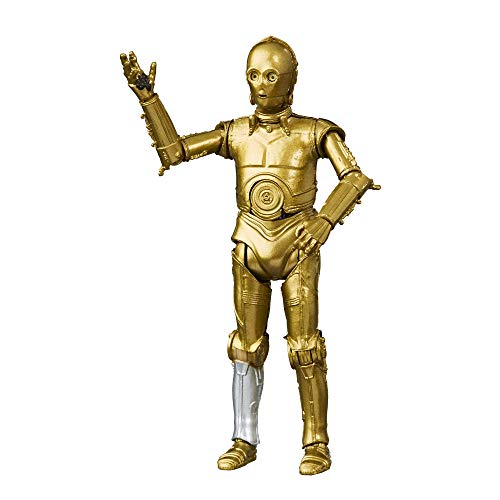 "Star Wars The Vintage Collection See-THREEPIO (C-3Po) Toy, 3.75"" Scale The Empire Strikes Back Figure"