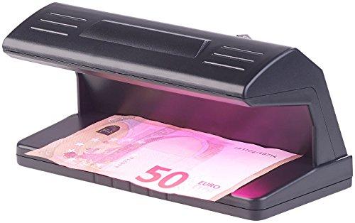 General Office UV-Geldscheinprüfer, auch für Ausweise und Pässe, 4 Watt